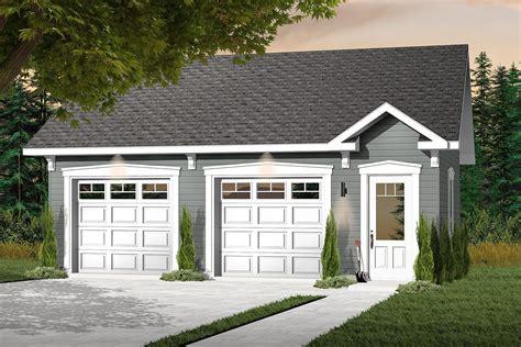 2 1 2 Car Garage Plans Free