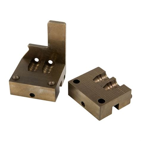 2-Cavity Handgun Moulds Saeco 2-Cavity Moulds  38 Cal .