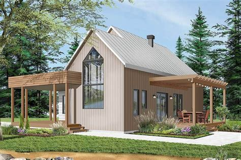 2 Bedroom Farmhouse Plans One Story