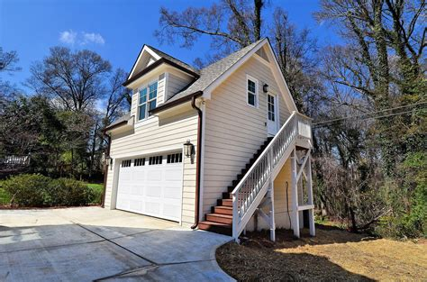 2 Car Detached Garage Plans Free