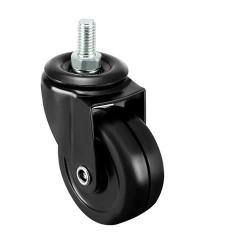 2 Caster Wheels