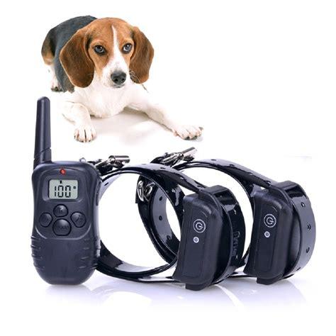 2 Dog Electric Training Collars
