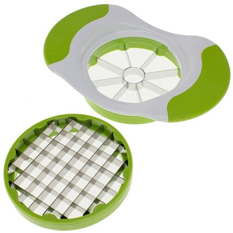 2-In-1 Fruit And Vegetable Cutter - Freshware.