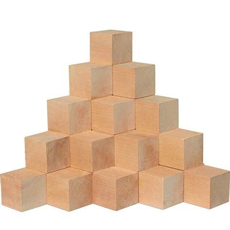 2 Inch Wooden Blocks