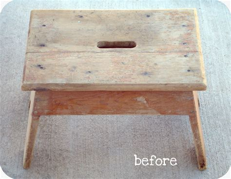 2 Step Wooden Step Stool Plans