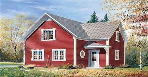 2 Story Old Farmhouse Plans
