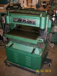 20 Wood Planer for Sale