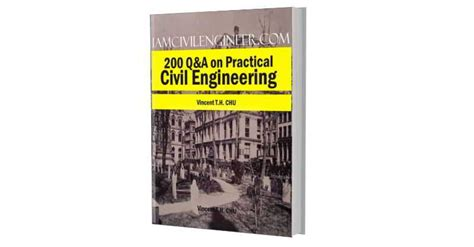 [pdf] 200 Questions And Answers On Practical Civil Engineering .