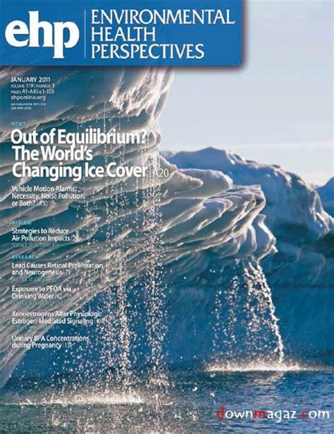 2011 Environmental Health Perspectives