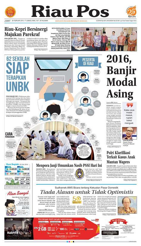 Soal Cpns 2017 Beserta Jawabannya 2016 11 24 By Riau Pos Issuu