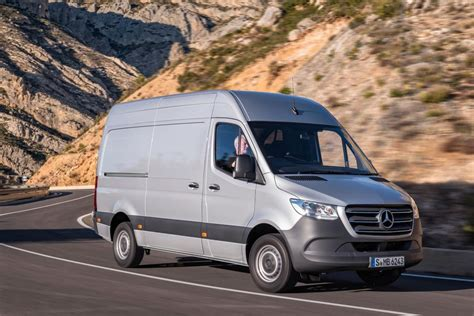 2018 Mercedes-Benz Sprinter Reviews And Rating  Motortrend.