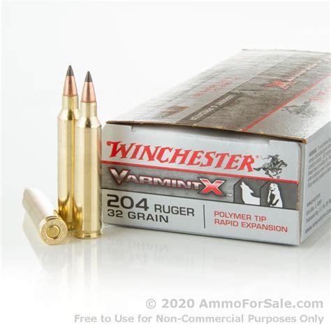 Ammunition 204 Ruger Ammunition Sale.