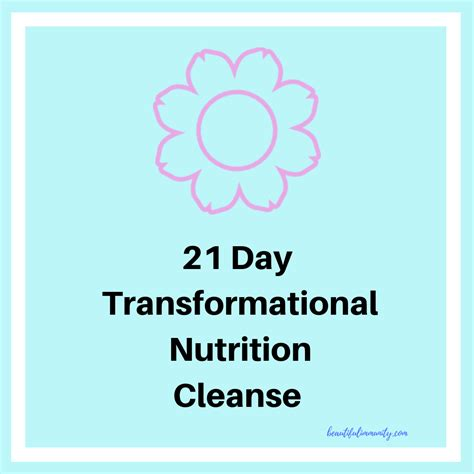 [click]21 Day Transformational Cleanse   Beautiful Immunity.