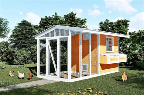 @ 21 Free Premium Diy Chicken Coop Plans - Howtoplans Org.