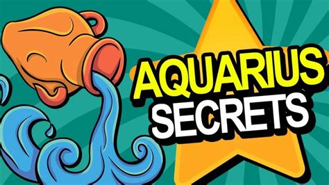 @ 21 Secrets Of The Aquarius Personality  - Zodiac Fire.