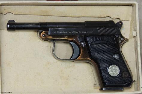 Beretta 22 Short Beretta Minx.
