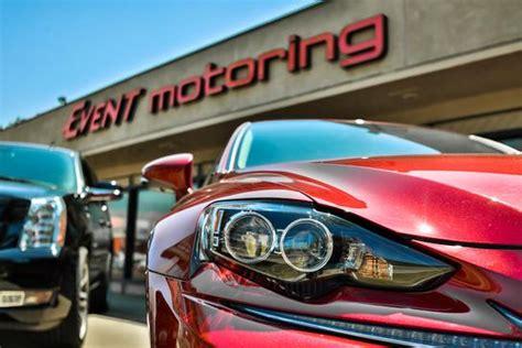 2221 Event Motoring San Diego Ca New Used Cars Trucks Sales