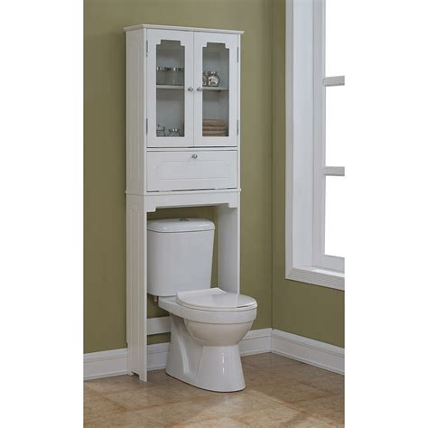 23.62 W x 68.93 H Over the Toilet Storage
