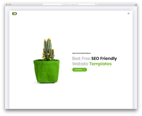 24 Best Free Seo Friendly Website Templates For Every Niche.