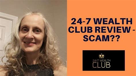 @ 24-7 Wealth Club Review - Clickbank Product Scam Or Legit .