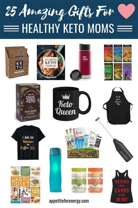 [click]25 Amazing Last Minute Keto Gifts  Appetite For Energy.