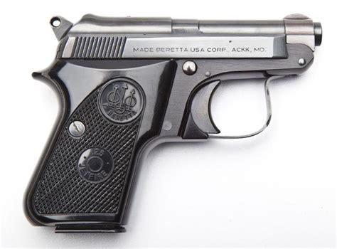 Beretta 25 Automatic Pistol Beretta.