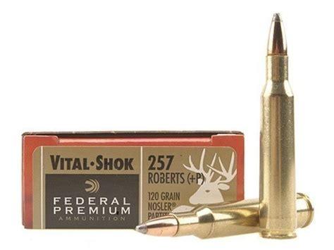 Ammunition 257 Roberts Ammunition.