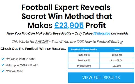 2634 New Football Winner Service From The Accatipster Team Free.