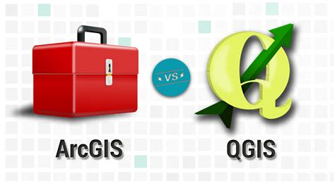 27 Differences Between Arcgis And Qgis - The Most Epic Gis.