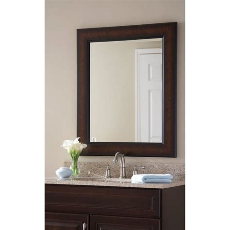 29 In X 35 In Ornate Mirror In Bronze - The Home Depot.