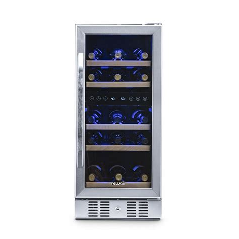 29 Bottle Dual Zone Convertible Wine Cooler