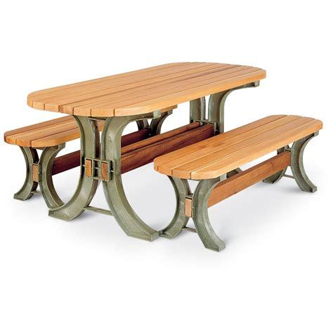 2x4 Basics Picnic Table