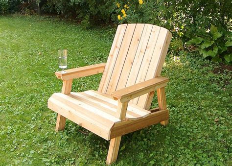 2x4 Furniture Plans Free Patio Chairs
