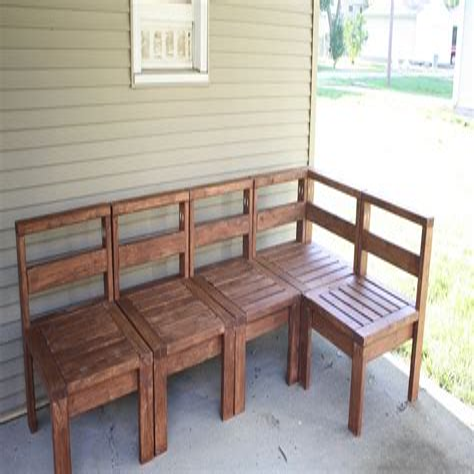 2x4 Patio Furniture