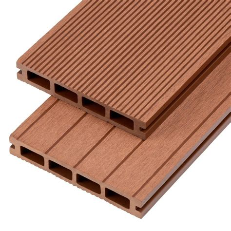 3 4 Thick Composite Decking - Outdoor Wpc Floor.