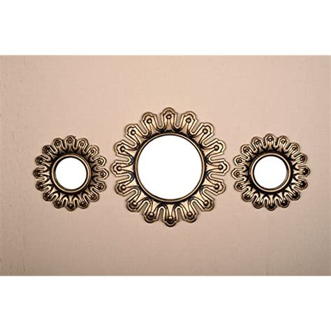 3 Piece Wall Mirror Set  Ebay.