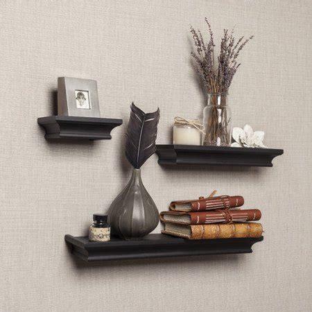 3 Piece Ledge Floating Shelf Set