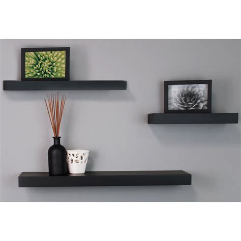 3 Piece Wall Shelf Set