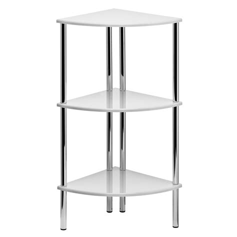 3 Tier Corner Unit Bookcase