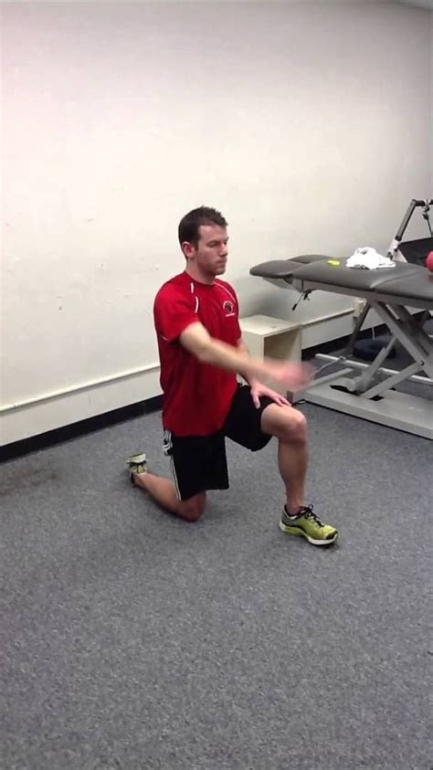 3 way hip flexor stretch