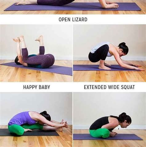 3 way hip flexor stretches and strengthening the ql