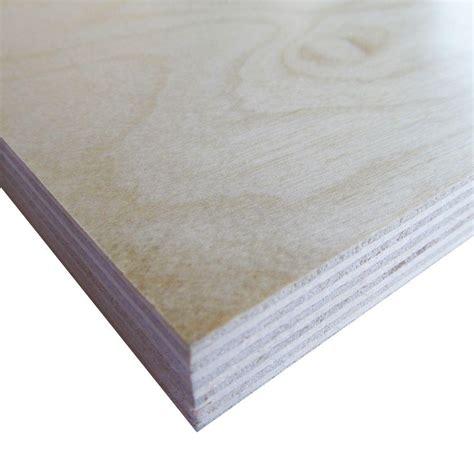 3 4 Hardwood Plywood