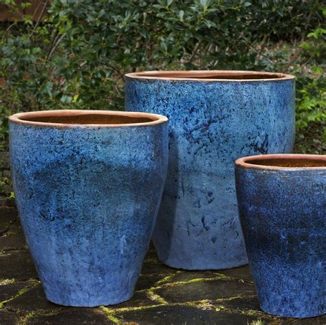 3-Piece Clay Pot Planter Set In 2019  House Ideas .
