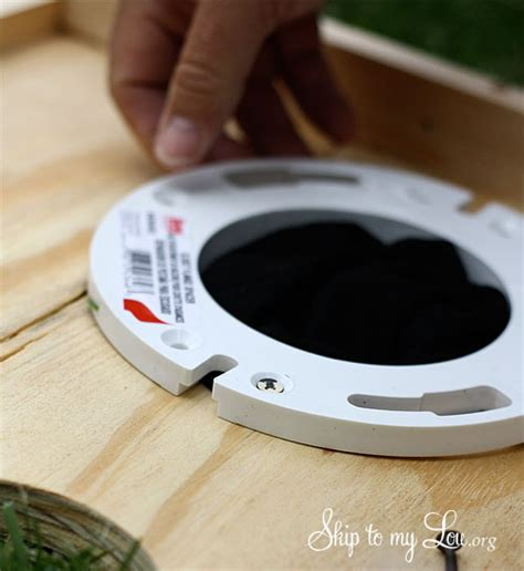 3 Hole Washer Toss Game Plans