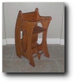 3 in 1 High Chair Wood Making Patterns