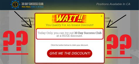 [click]30 Day Success Club Scam Review - Cryptocurrencyarmy Com.