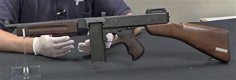 Tommy-Gun 30 Cal Tommy Gun.