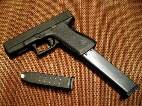 Glock-19 30 Round Clip For Glock 19 9mm.