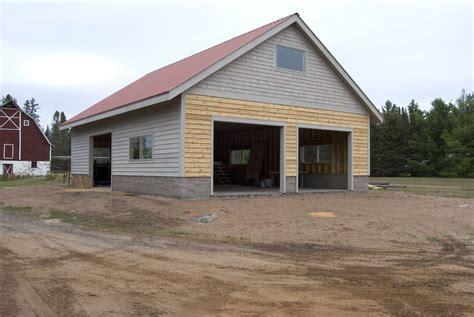 30 X 40 Garage Design