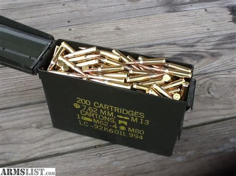 308 Ammo And 7 62x51 Ammunition - Rifle Rounds For Sale.
